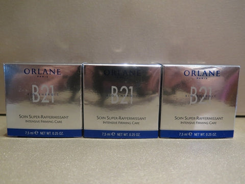 Orlane B21 Intensive Firming Care Set of 3 0.25 oz. each