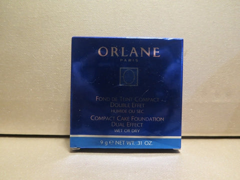 Orlane Compact Cake Foundation Dual Effect Ambre #05 0.31 oz.