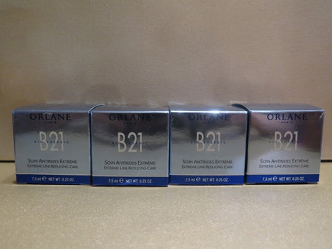 Orlane Extreme Line Reducing Care Set of 4 0.25 oz. each