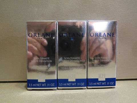 Orlane High Definition Visible Firming Care Set of 3 0.11 oz. each