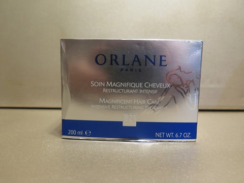 Orlane Magnificent Hair Care Intensive Restructuring Treatment 6.7 oz. Full Size