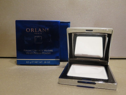 Orlane Velvet Pressed Powder #04 0.28 oz. Full Size