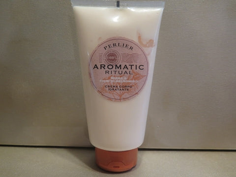 Perlier Aromatic Ritual Myrrh & Jasmine Flowers Moisturizing Body Cream 8.4 oz.