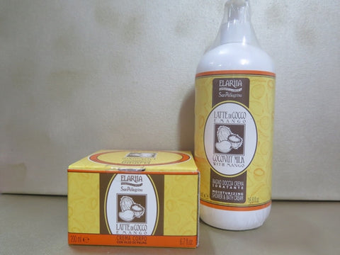 Perlier Coconut Milk Gift Set