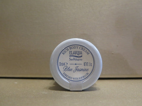 Perlier Elariia Blue Jasmine Rich Body Cream 1 oz.