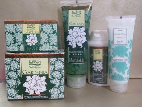 Perlier Gardenia 5 Piece Gift Set - Discontinued Beauty Products LLC