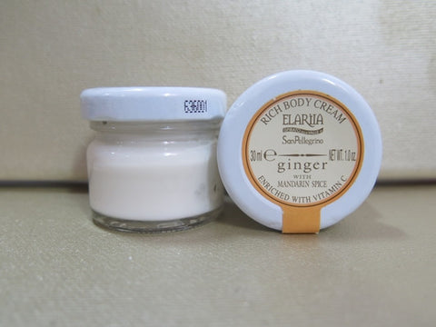 Perlier Ginger Body Cream Set of 2 1 oz. each - Discontinued Beauty Products LLC