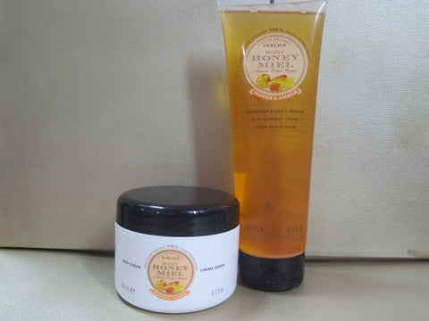 Perlier Honey & Amber Gift Set