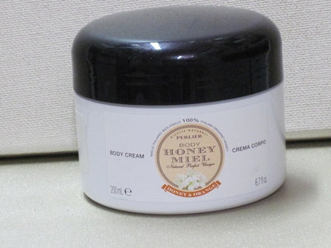 Perlier Honey Miel Body Cream 6.7 oz