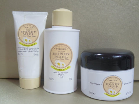 Perlier Honey Miel Camomile Gift Set