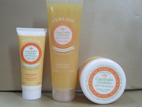Perlier Honeysuckle & Jasmine Gift Set