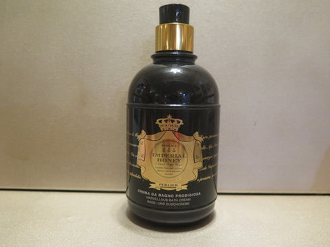 Perlier Imperial Honey Marvellous Bath Cream 16.9 oz.