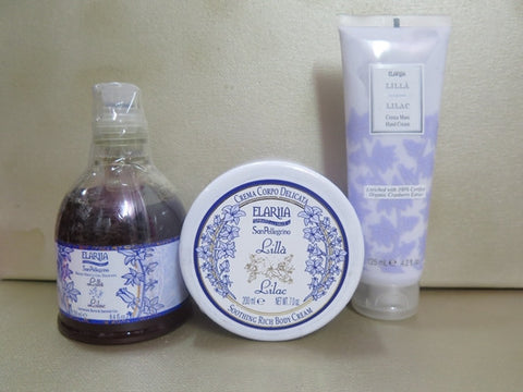 Perlier Lilac Gift Set - Discontinued Beauty Products LLC