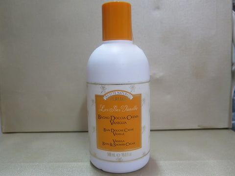 Perlier Vanilla Bath & Shower Cream 16.8 oz.