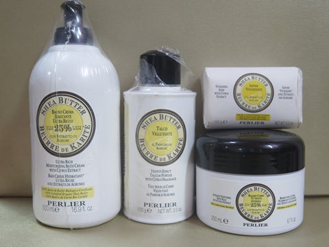 Perlier with Citrus Extract Gift Set