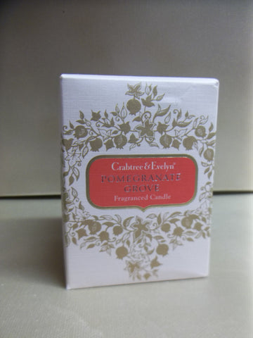 Crabtree & Evelyn Pomegranate Grove Fragranced Candle