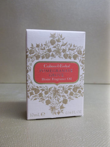 Crabtree & Evelyn Pomegranate Grove Home Fragrance Oil 0.34 oz.