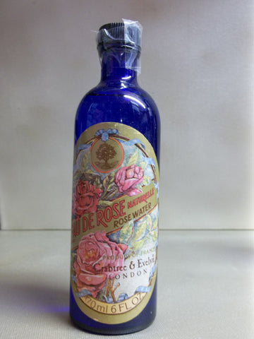 Crabtree & Evelyn Rosewater Eau De Rose Naturelle Rose Water 6 oz.