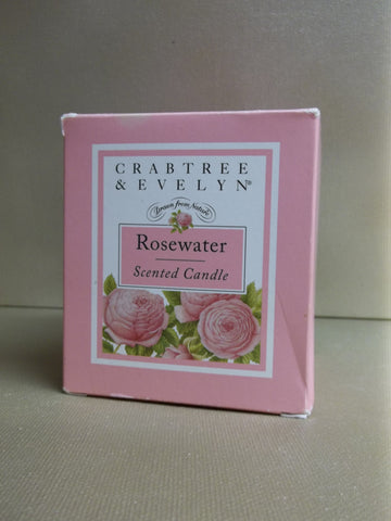 Crabtree & Evelyn Rosewater Scented Candle