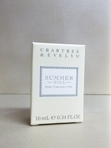 Crabtree & Evelyn Summer Hill Home Fragrance Oil 0.34 oz