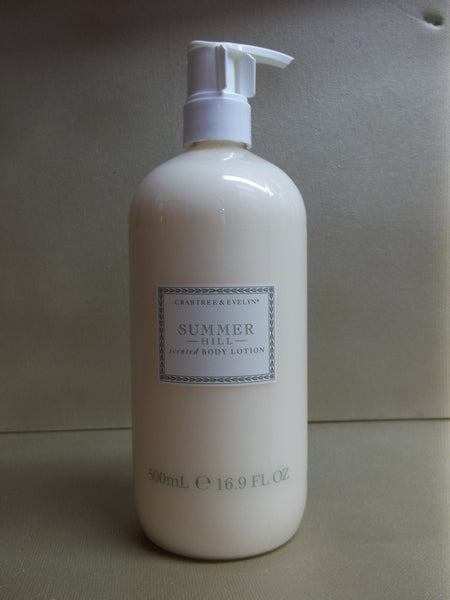 Crabtree Amp Evelyn Summer Hill Scented Body Lotion 16 9 Oz Discontinued Beauty Products Llc