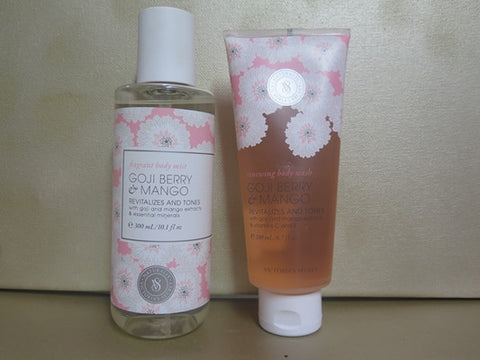 Victoria's Secret Goji Berry & Mango Gift Set