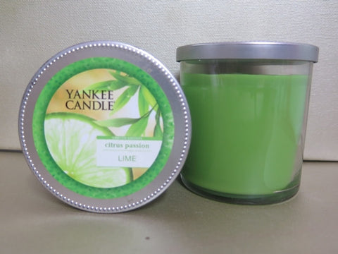 Yankee Candle Citrus Passion Lime Candle Set of 2 at 7 oz. each