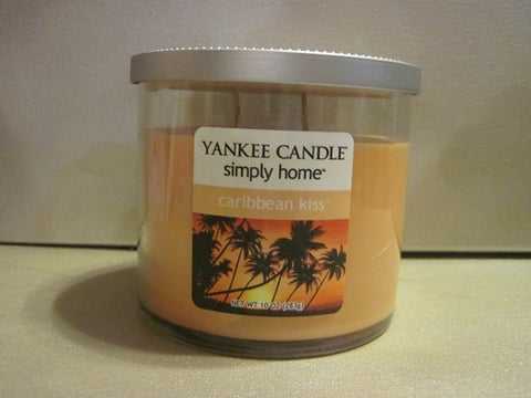 Yankee Candle Simply Home Caribbean Kiss 10 oz.