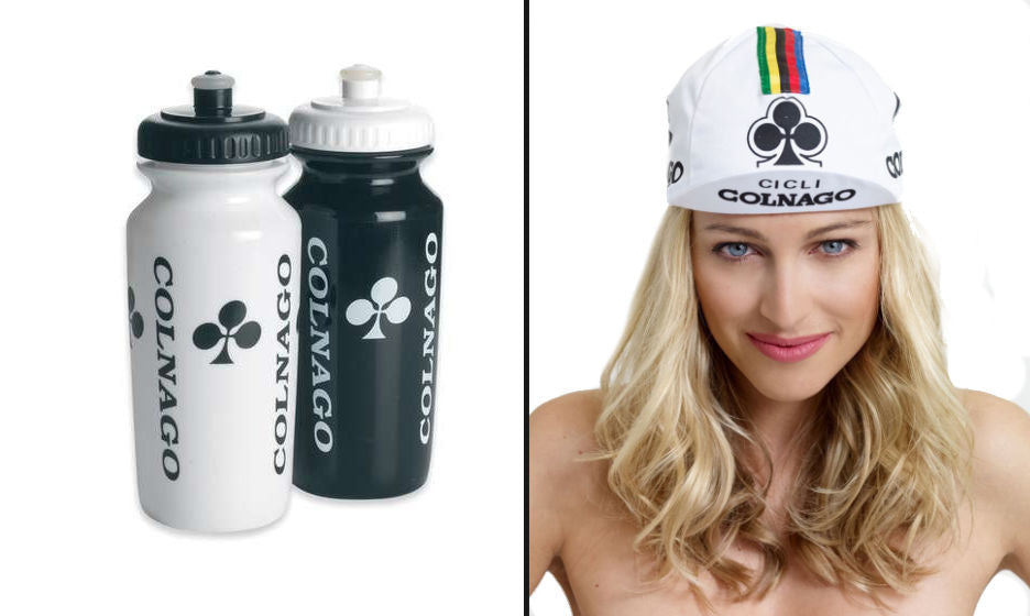 Colnago gifts with every purchase