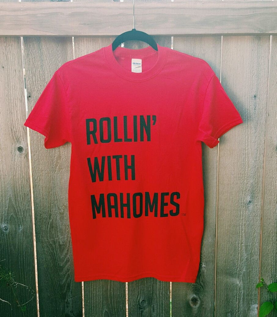 Rollin with Mahomes Tee