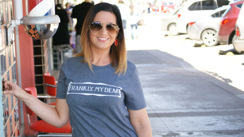 Frankly, My Dear Tee