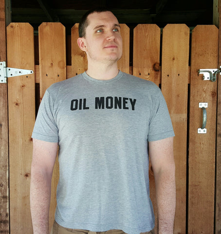 Original Oil Money Tee