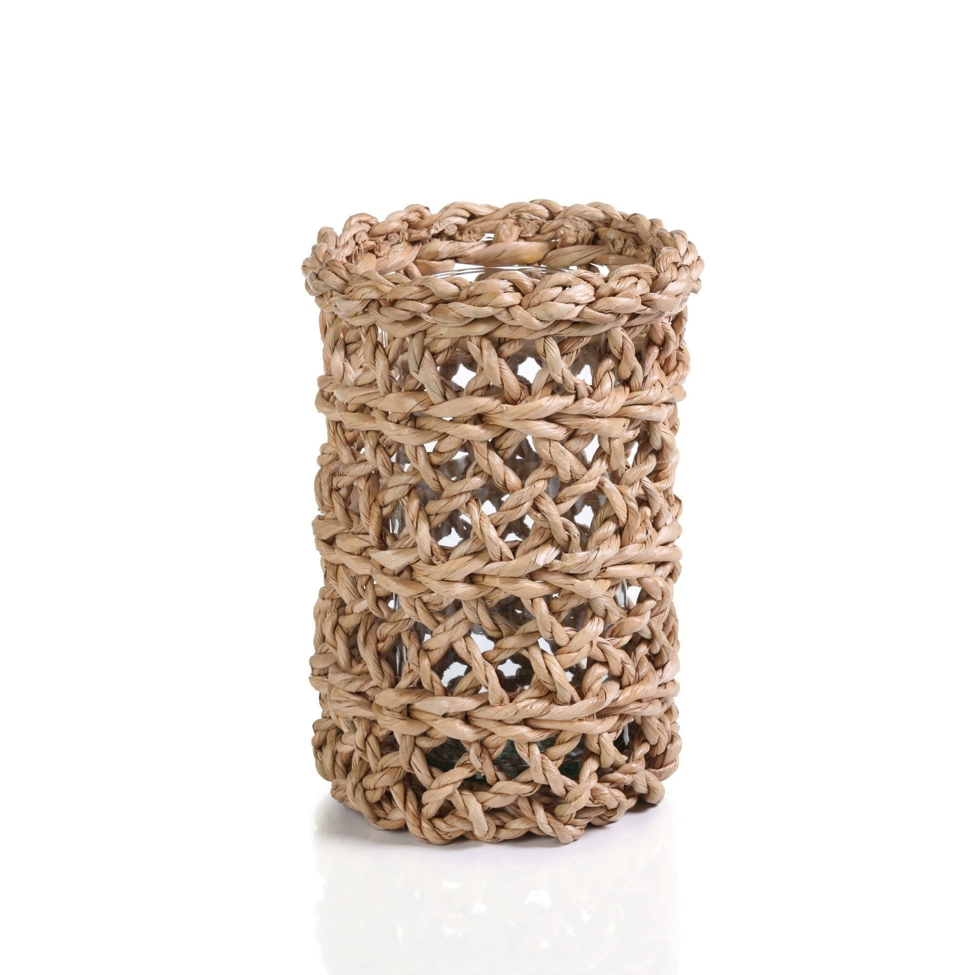 Seagrass Open Weave Hurricane - Amy Berry Home