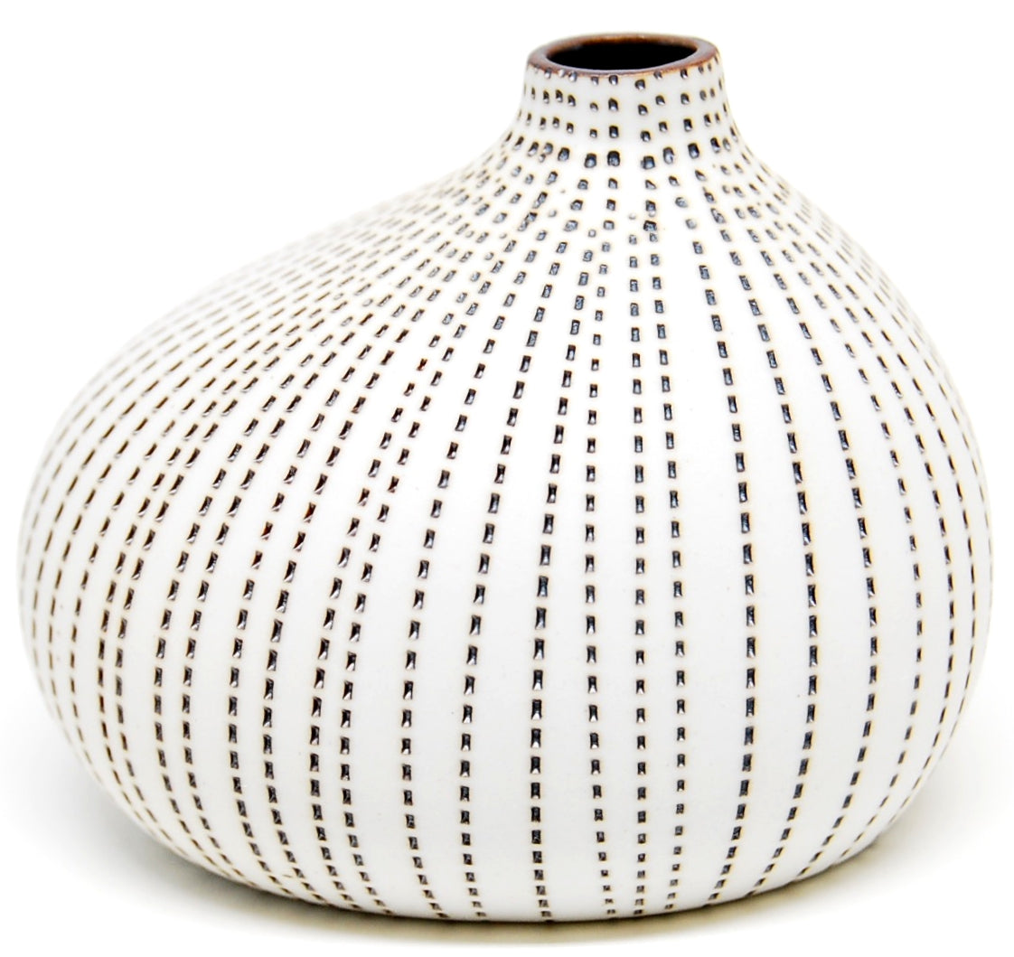 Large Onion Vase - Amy Berry Home