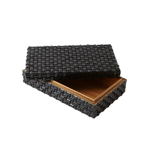 Woven Horn Box - Amy Berry Home