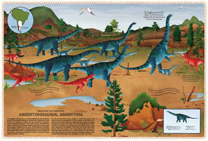 Atlas of Dinosaur Adventure - Amy Berry Home
