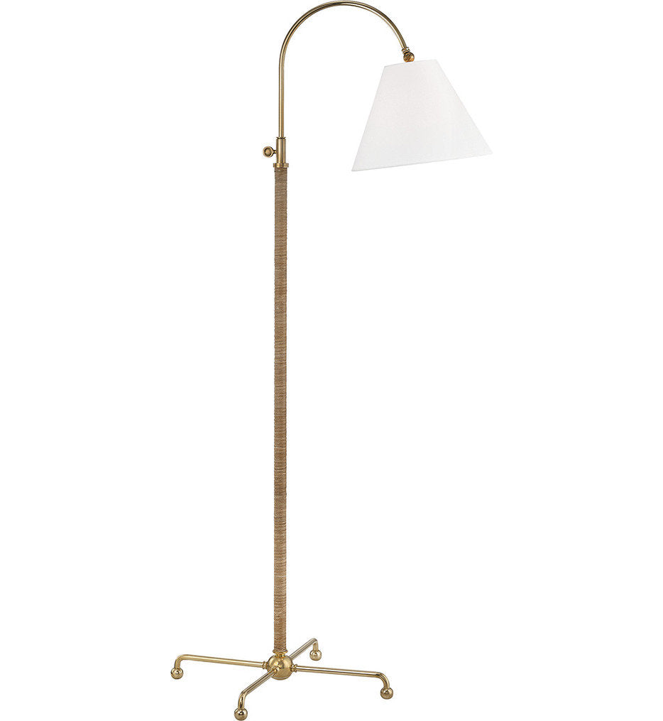 Curves Floor Lamp - Amy Berry Home
