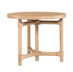 Oak Center Table - Amy Berry Home