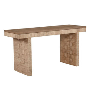 Abaca Rope Console Table - Amy Berry Home