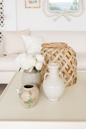 Two Hand Wine Jar - Amy Berry Home