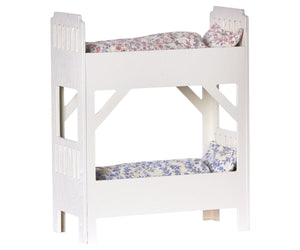 Small Wooden Bunk Bed - Amy Berry Home
