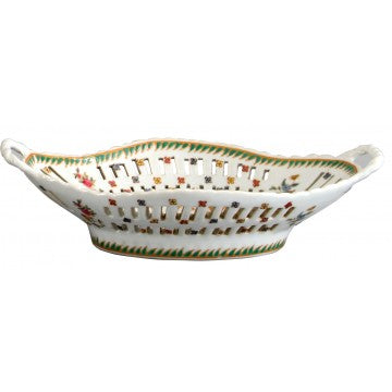 Slotted Dish - Amy Berry Home