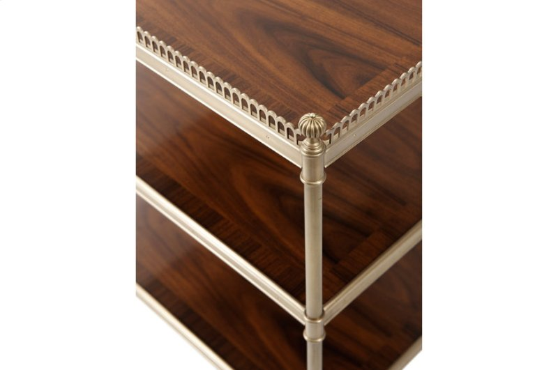 Etagere Side Table - Amy Berry Home