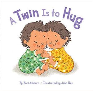 Twin Is To Hug - Amy Berry Home