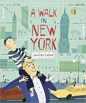 Walk in New York - Amy Berry Home
