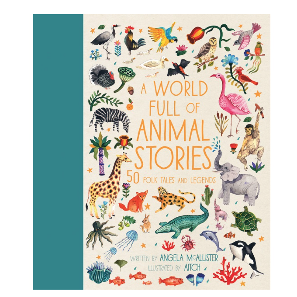 World Full of Animal Stories - Amy Berry Home