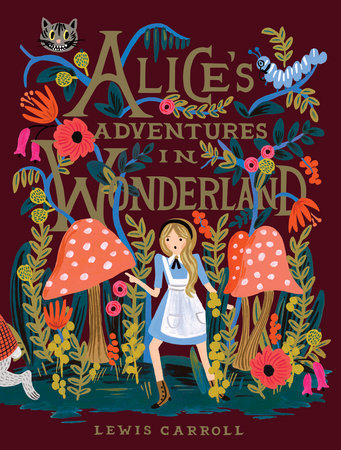 Alice's Adventures in Wonderland - Amy Berry Home