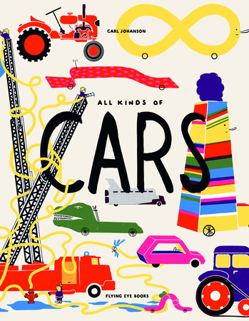 All Kinds of Cars - Amy Berry Home