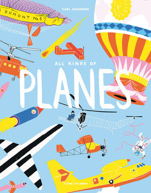 All Kinds of Planes - Amy Berry Home