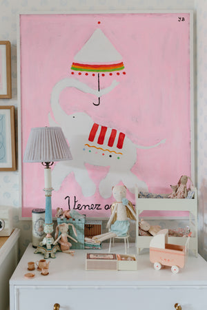 Le Elephant - Amy Berry Home